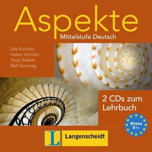 9783468474767: Aspekte 1 CD alumno (Texto)