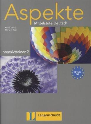 9783468474897: Aspekte 02 (B2) Intensivtrainer: Mittelstufe Deutsch