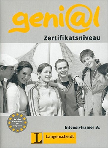 9783468475399: Genial B1 Intensivtrainer (Texto)