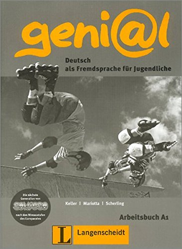 Genial 1: Level 2 Wb (German Edition): Susy Keller, Maruska