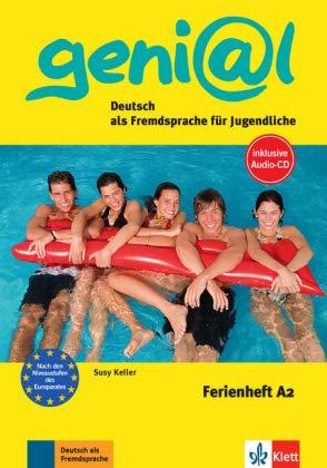 9783468475917: Ferienhefte Geni@L: Ferienheft A2 MIT CD (German Edition)