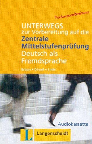 9783468476471: Unterwegs - Level 10: Zmp Cassette (1) (German Edition)