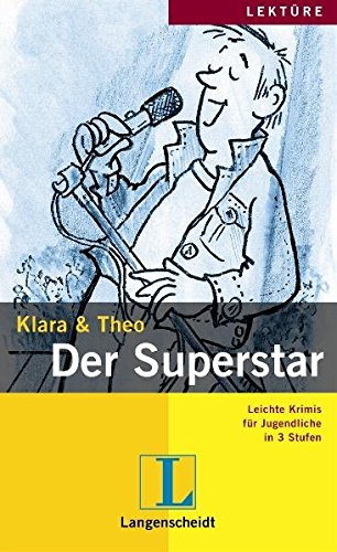 9783468477188: Der Superstar (Nivel 1) (Lecturas monolingües)