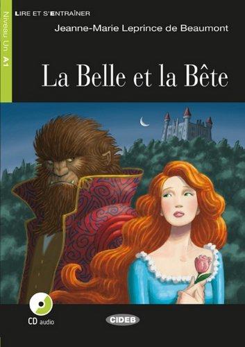 9783468483936: La Belle et la Bête - Buch mit Audio-CD