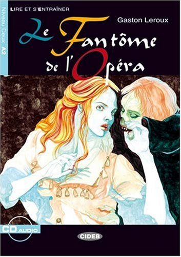 9783468484063: Le Fantome de l' Opera. Mit CD
