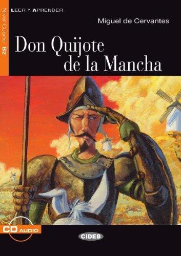 9783468484841: Don Quijote de la Mancha: Leer y Aprender
