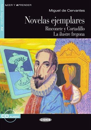 Novelas ejemplares - Buch mit Audio-CD - Cervantes, Miguel de