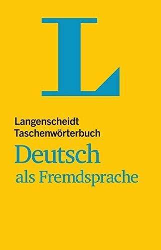 9783468490446: Taschenwörterbuch deutsch als fremdsprache