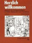 9783468494239: Herzlich Willkommen - Level 2: Lehrbuch (German Edition)