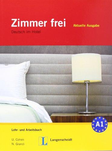 9783468494338: Zimmer frei: Deutsch im Hotel A1