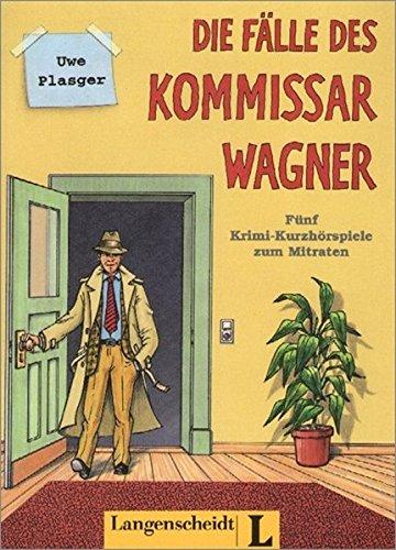9783468494888: Die Fälle des Kommissar Wagner libro: Begleitheft (Texto)