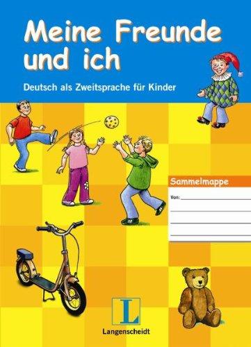 9783468495038: Meine Freunde Und Ich Carpeta con CD Audio (Texto)