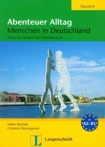 9783468495076: Abenteuer Alltag libro (Cultura y civilización)