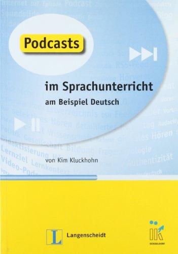 9783468495366: Podcasts im Sprachunterricht libro (Teoría y práctica)