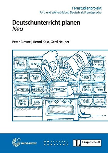 9783468496387: Deutschunterricht Planen (German Edition)