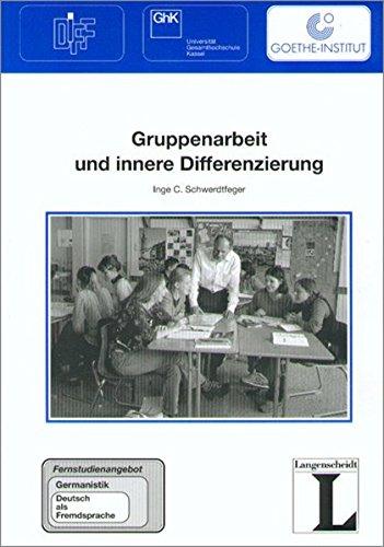 9783468496455: Fernstud 29 Gruppenarbeit und innere differenzierung (Cursos a distancia)