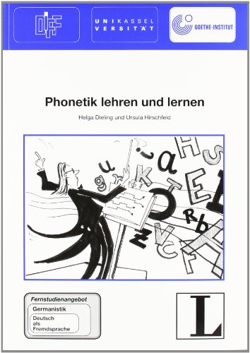 9783468496547: Fernstud 21 Phonetik lehren und lerner libro (Cursos a distancia)