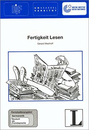 9783468496639: Fertigkeit Lesen (German Edition)