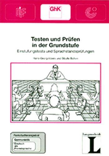 9783468496738: Testen Und Prufen in Der Grundstufe (Fernstudienangebot)