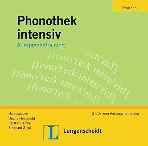 9783468497667: Phonothek Intensiv CD audio (Texto)