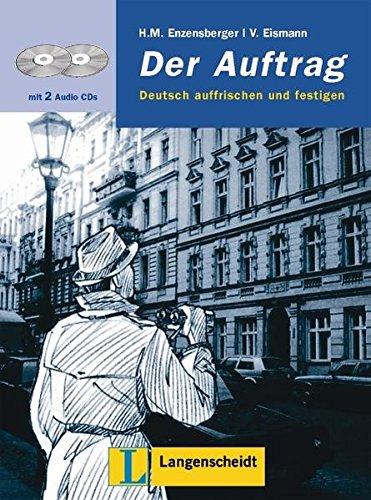 9783468498107: Der Auftrag libro con CD audio (Lecturas monolingües)