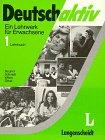 9783468499005: Deutsch Aktiv - Level 1: Lehrbuch 1