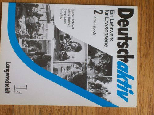 9783468499111: Deutsch Aktiv, Level 2 Workbook