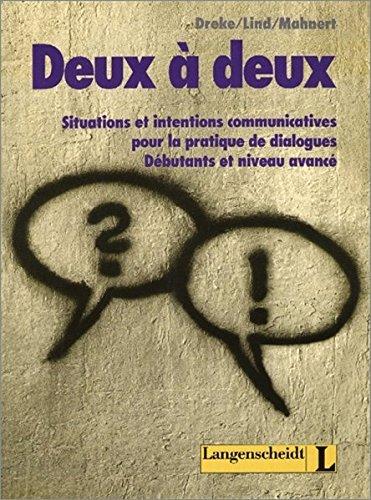 9783468499968: Deux a Deux (French Edition)