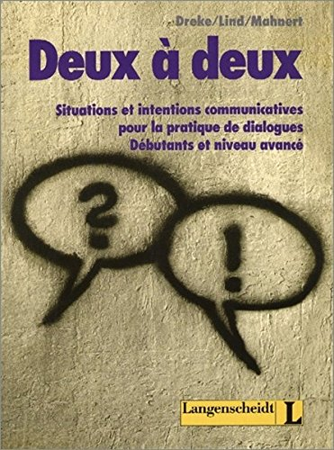9783468499968: Deux a Deux (French Edition)