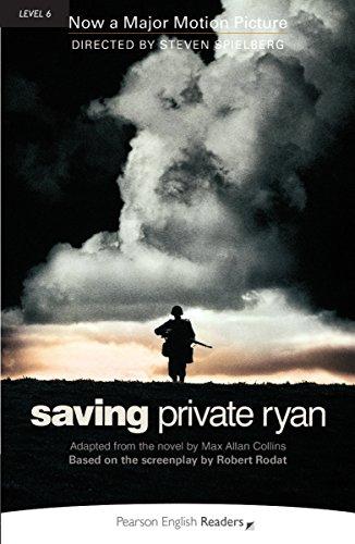 Saving Private Ryan - Englisch-Lektüre für Fortgeschrittene ab C1: Max Allan Collins