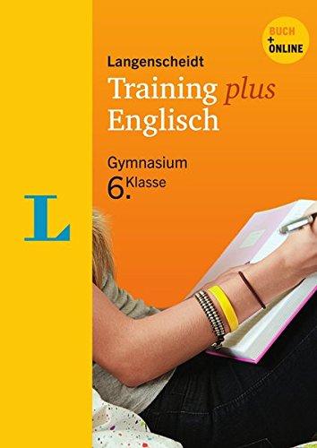 9783468600531: Langenscheidt Training plus Englisch 6. Klasse