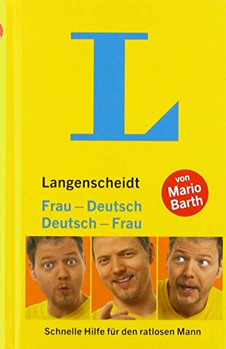 Deutsch - Frau, Frau - Deutsch