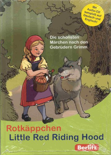 9783468731723: Rotkäppchen, m. Audio-CD; Little Red Riding Hood, w. Audio-CD