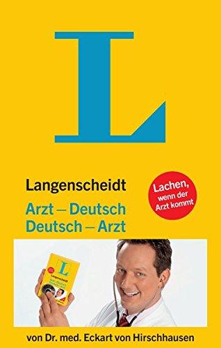 9783468731778: Langenscheidt Arzt - Deutsch / Deutsch - Arzt