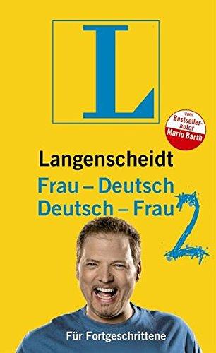 9783468731945: Langenscheidt Frau - Deutsch für Fortgeschrittene
