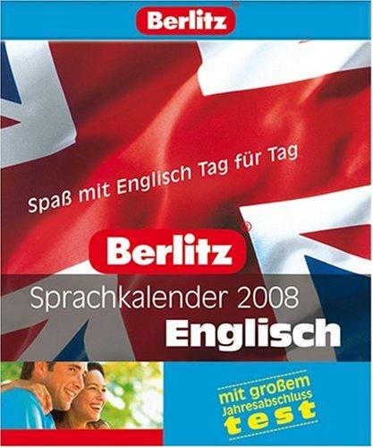 9783468790195: Berlitz Sprachk. Engl. 08 (Langensch.)