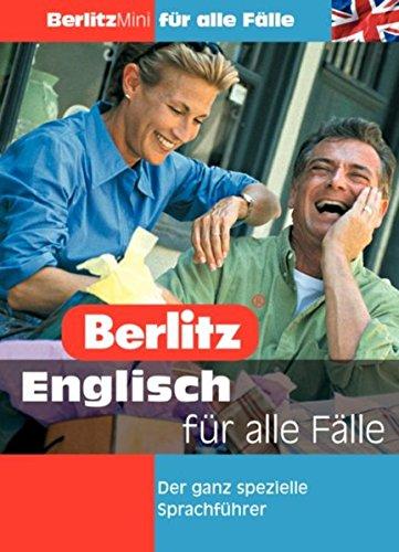 9783468791802: Berlitz mini. Englisch für alle Fälle.