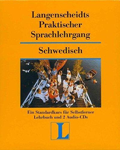 9783468803819: Langenscheidts Praktischer Sprachlehrgang, m. Audio-CD, Schwedisch