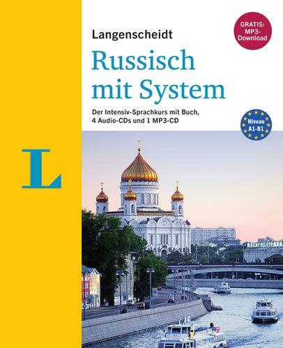 Langenscheidt Russisch mit System: Der Intensiv-Sprachkurs mit: Elena Minakova-Boblest