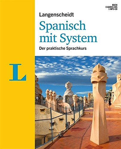 Langenscheidt Erfolgskurs Spanisch. Set: Der praktische Sprachkurs