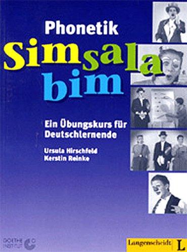 9783468905407: Phonetik Simsalabim: Begleitbuch (German Edition)