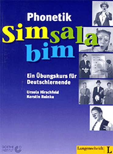 Phonetik Simsalabim, Begleitbuch: Hirschfeld, Ursula, Reinke,