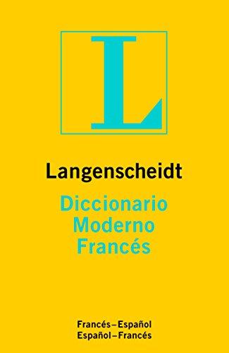 9783468960598: Diccionario Moderno francés/español