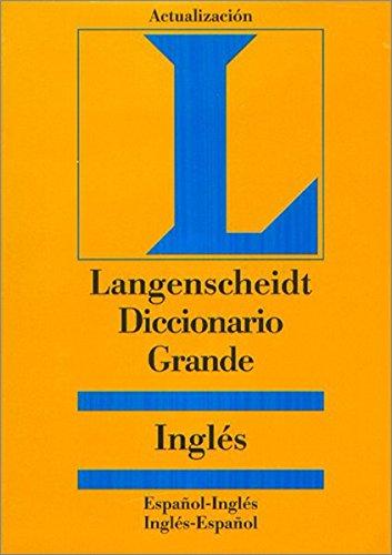 9783468960604: DIC LANG GRANDE INGL/ESP