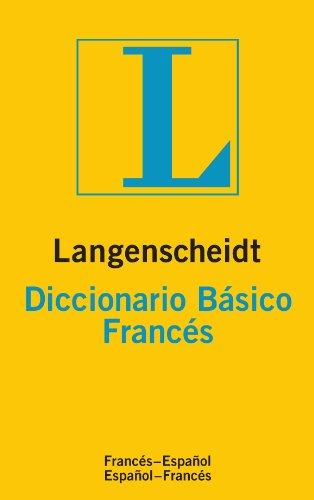 9783468960970: Diccionario Básico francés/español
