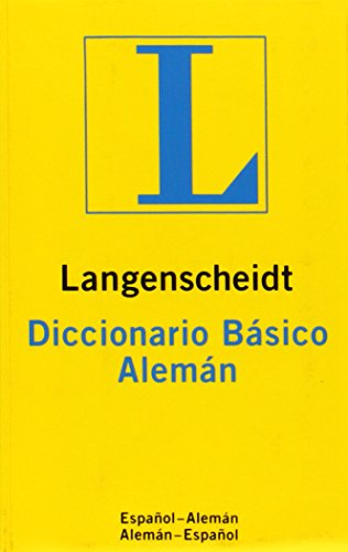 9783468961083: Diccionario Básico alemán/español