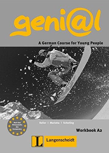 9783468967153: Genial 1: Level 2 Wb (German Edition)