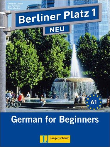 9783468969874: Berliner Platz 1: German for Beginners (Book and CD)