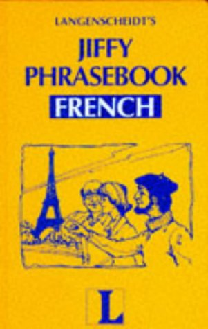 9783468979514: Jiffy Phrasebook: French (Langenscheidt Jiffy Phrasebooks)