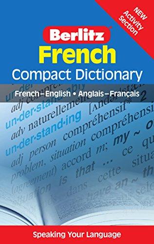 9783468979835: Berlitz Compact Dictionary French: Französisch-Englisch / Englisch-Französisch